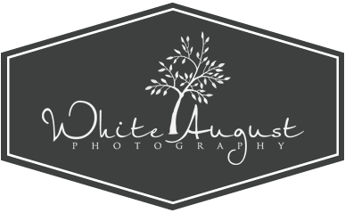 White August Photography – Los Angeles, Orange County  Photographer logo